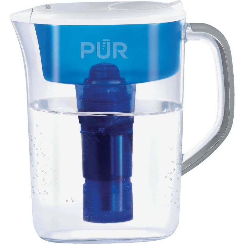 PUR Water Filter Pitcher 7 C., Blue