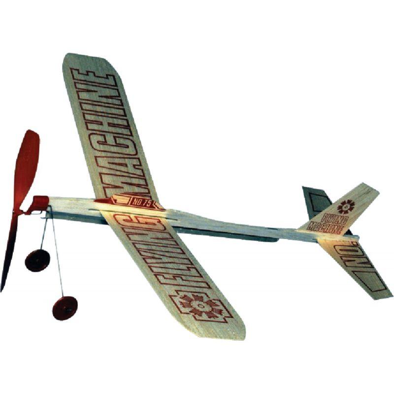 Paul K Guillow Flying Machine Glider Plane