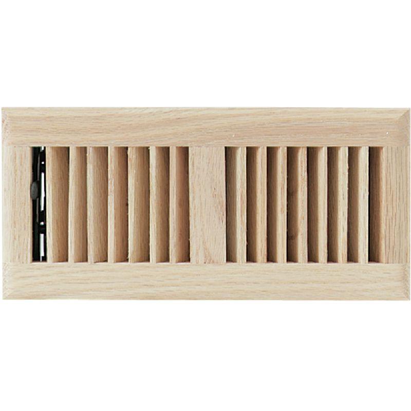 Home Impressions Natural Oak Floor Register
