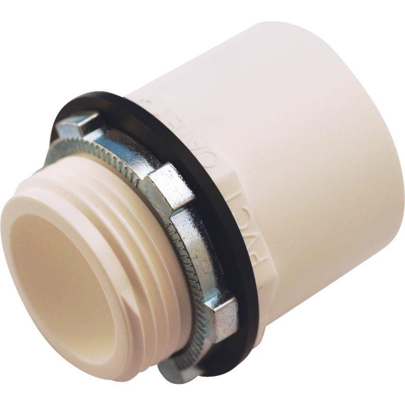 Oatey Water Heater Pan Adapter 1 In. X 1 In. MIP