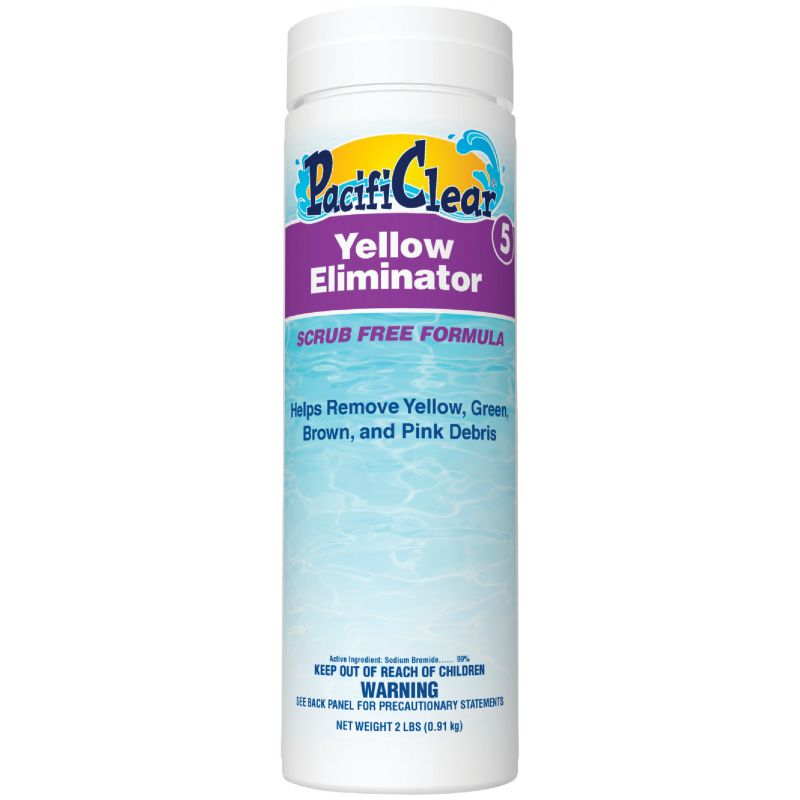 PacifiClear Yellow Eliminator Algaecide 2 Lb.