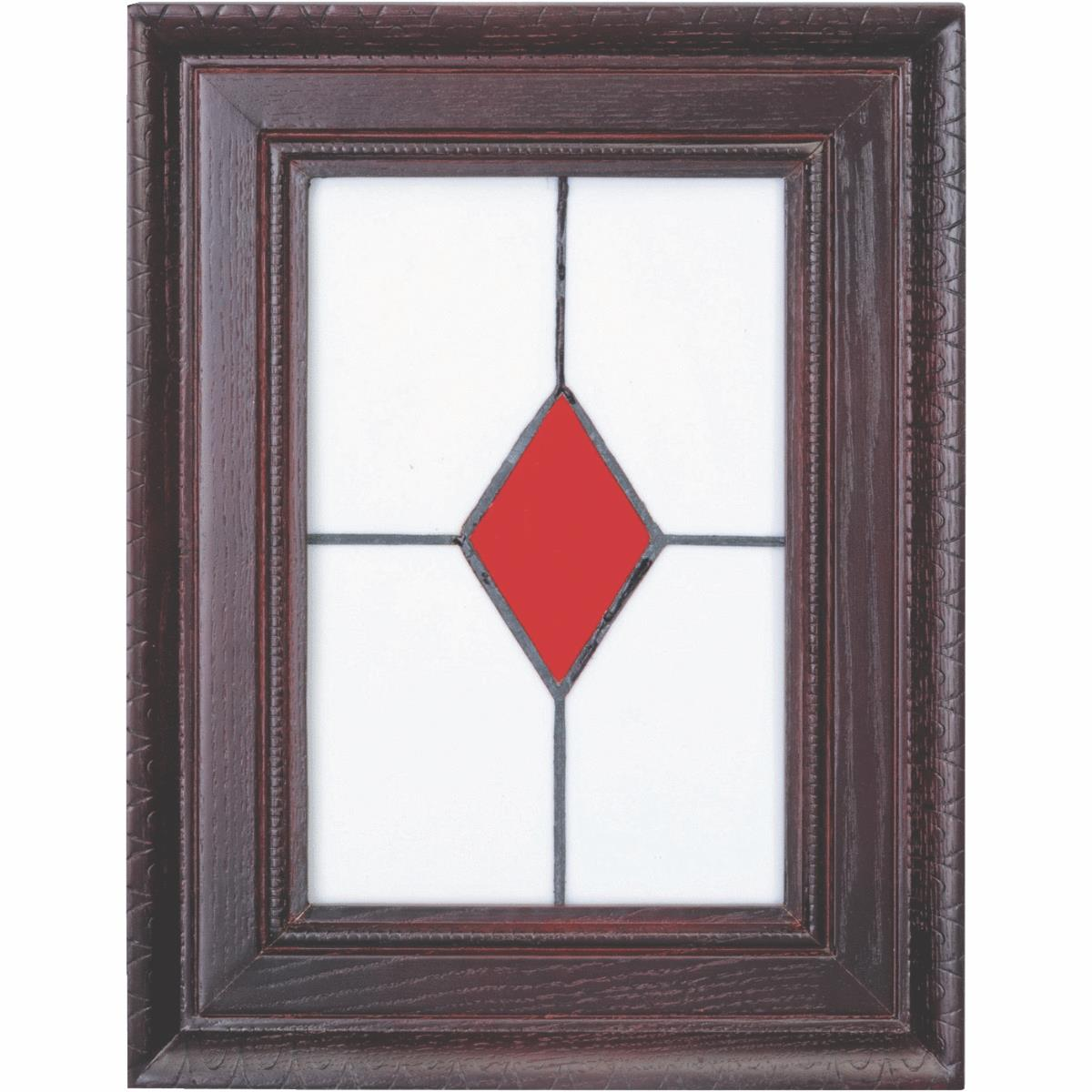 Carlon Wood U0026 Stained Glass Door Chime
