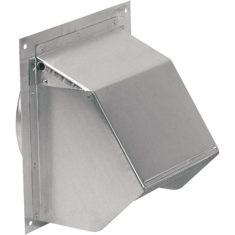 Broan-Nutone Aluminum Wall Vent Cap 6 In., Mill Finish