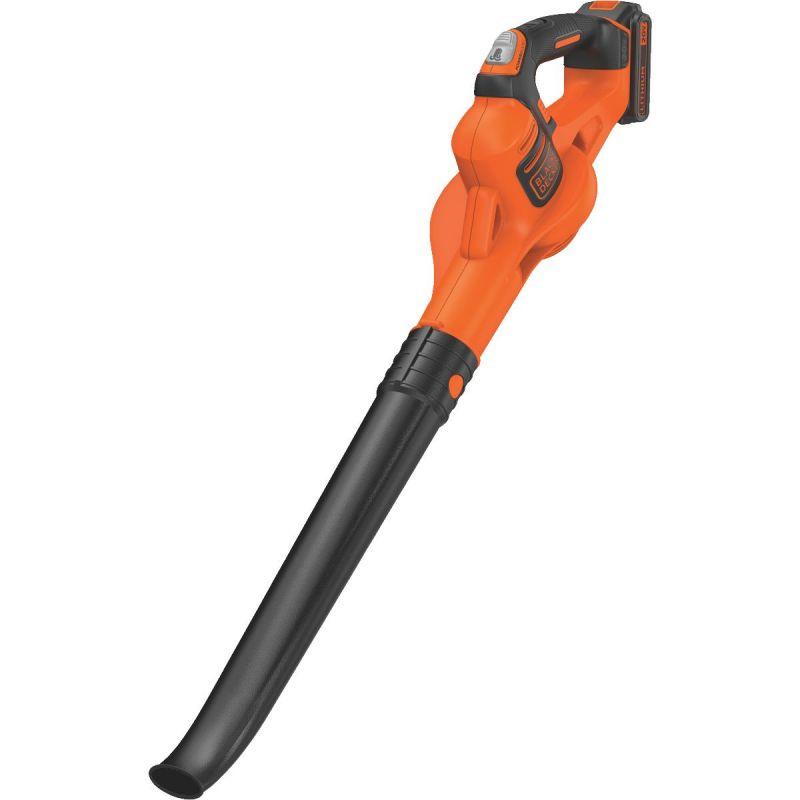 Black & Decker Powerboost 20V MAX Lithium-Ion Cordless Blower