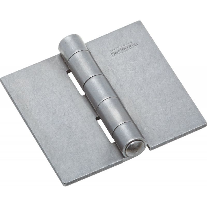 National Square Heavy Surface Weldable Door Hinge