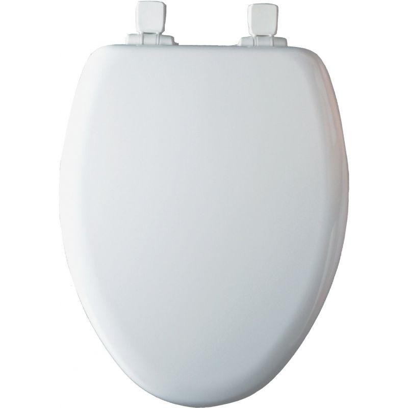 Mayfair NextStep Toilet Seat White, Elongated