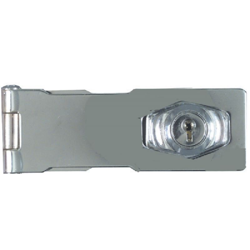 National Keyed Hasp Lock