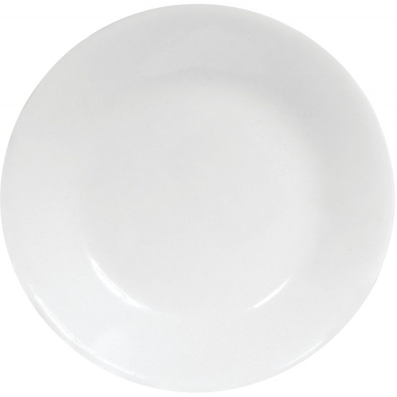 Corelle Winter Frost White Salad Plate (Pack of 6)