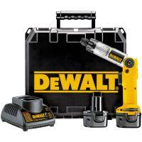 DeWalt 7.2V 2-Position NiCd Cordless Screwdriver Kit