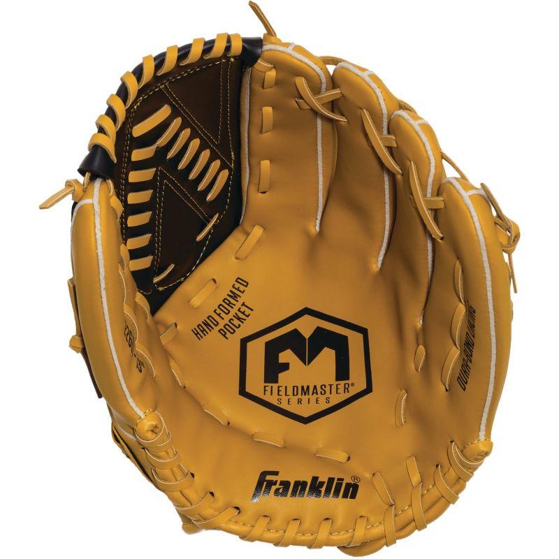 Franklin Field Master Series Baseball/Softball Glove 13 In., Tan/Brown