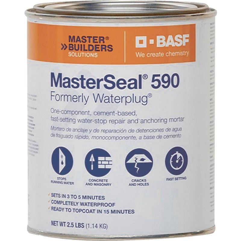 MasterSeal 590 Hydraulic Cement 2-1/2 Lb