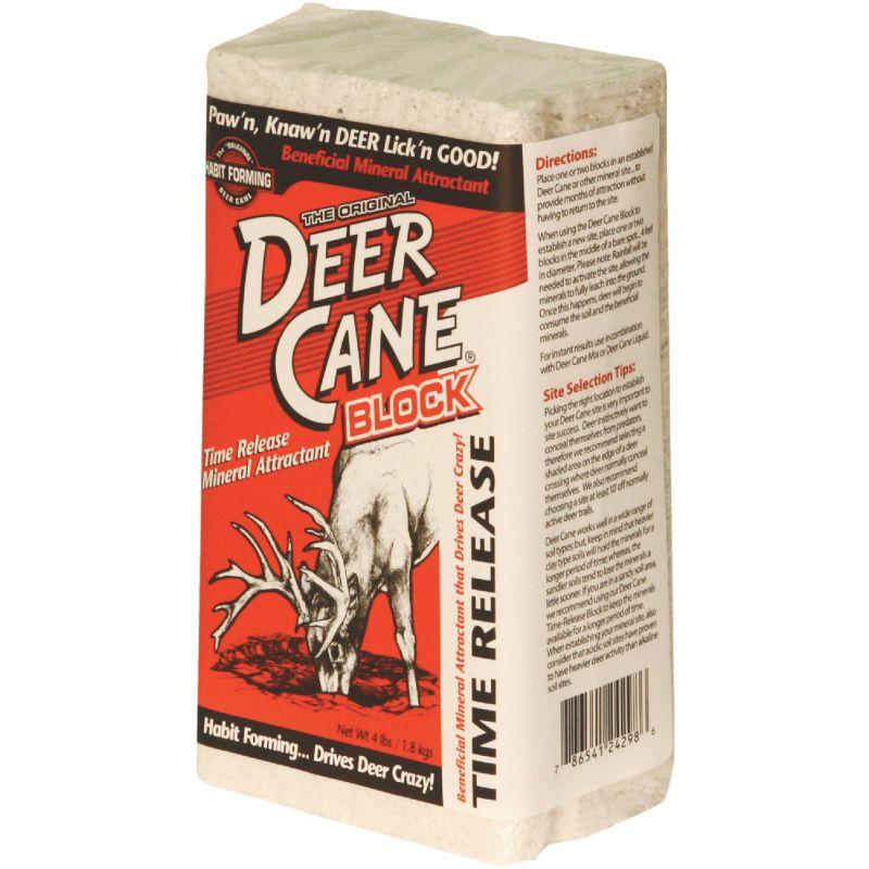 Deer Cane Deer Mineral Attractant 4 Lb.