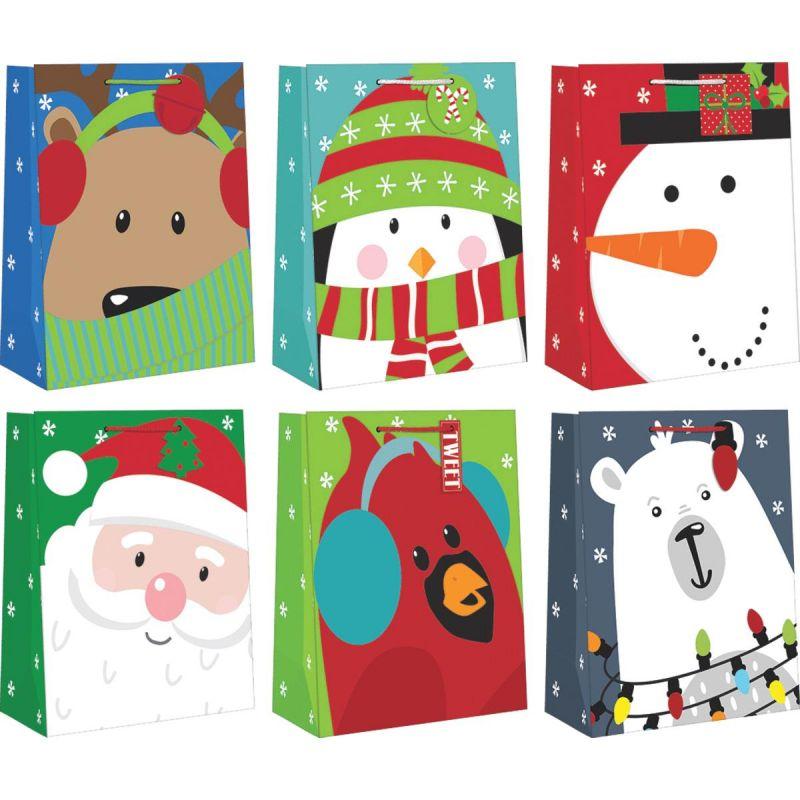 Paper Images Medium Gift Bag (Pack of 12)