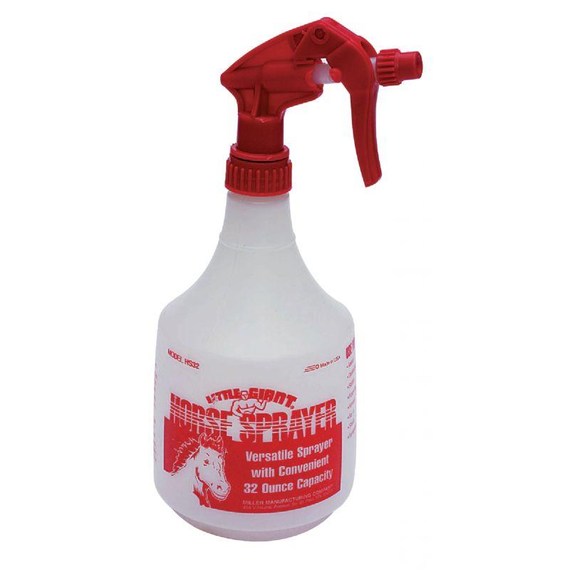 Little Giant Horse Sprayer 32 Oz., Red