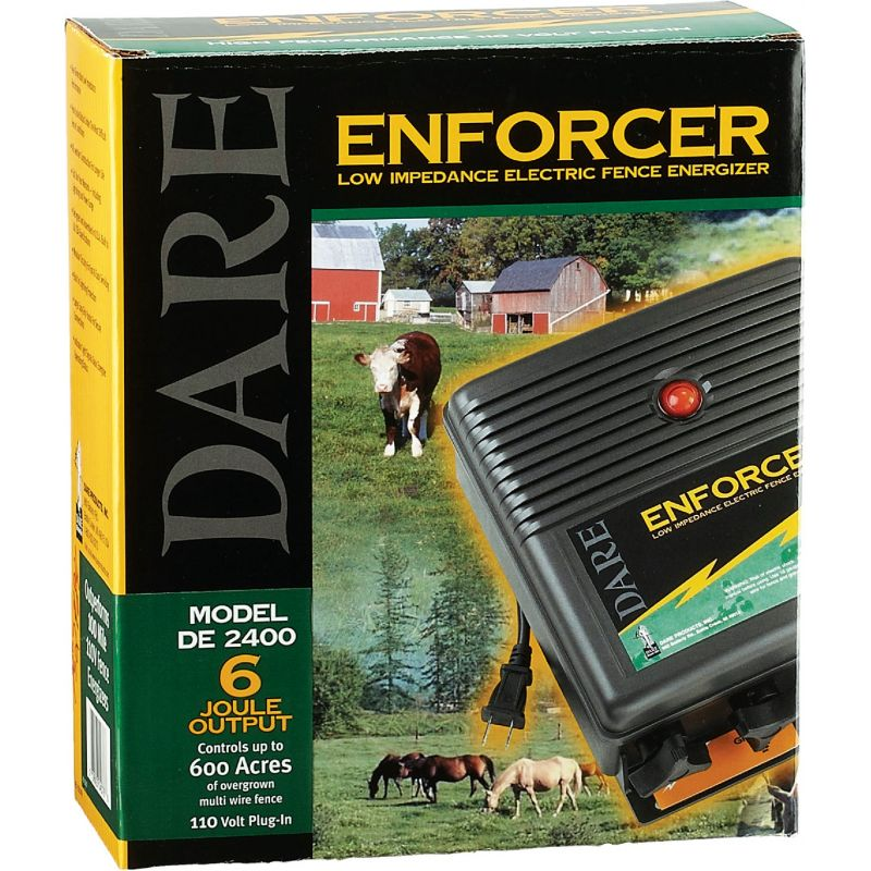 Dare Enforcer Electric Fence Charger