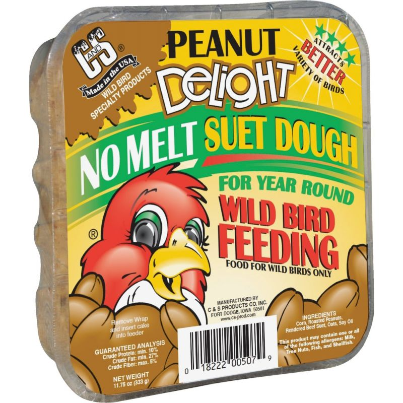 C&S Delight Suet Dough 11.75 Oz.