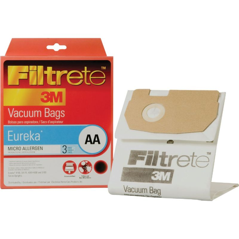 3M Filtrete Eureka AA Micro Allergen Vacuum Bag