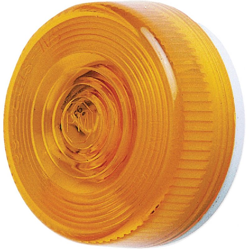 Peterson Surface Mount Clearance Light Amber, Round, .27A