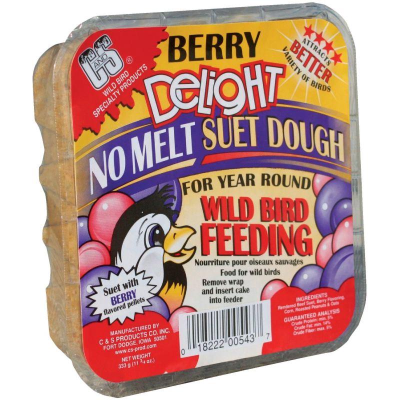 C&S Delight Suet Dough 13.5 Oz.