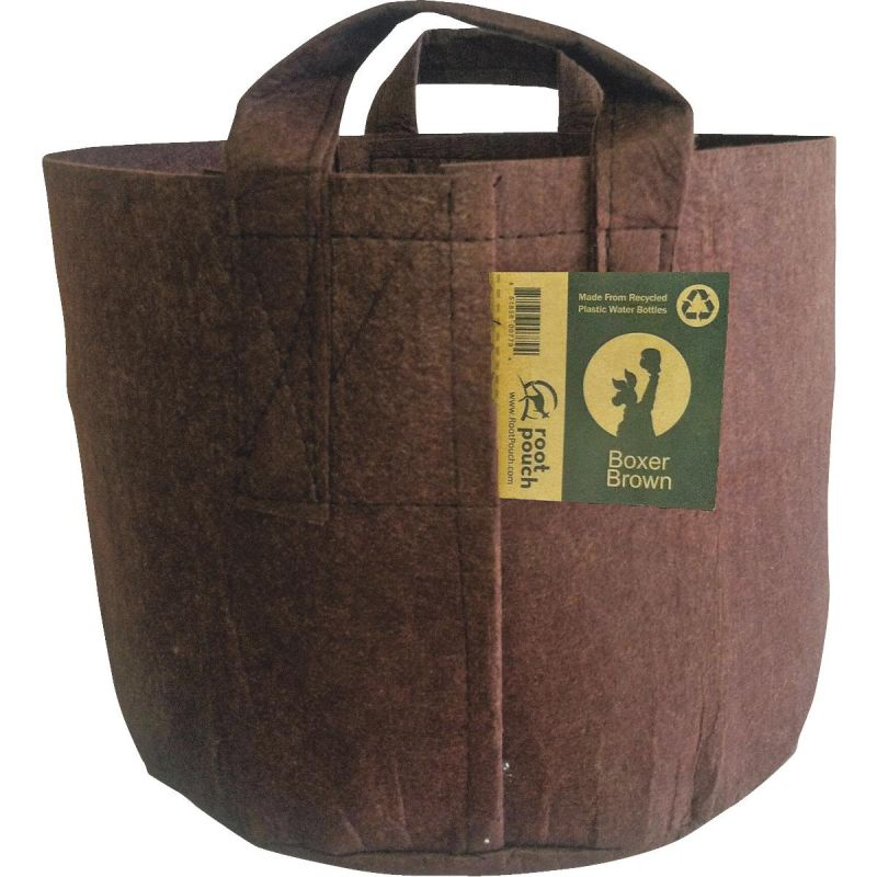 Myers Breathable Planter Brown