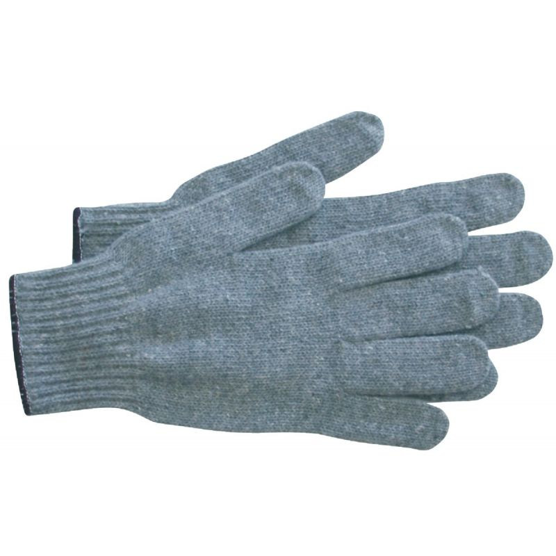 PIP String Knit Work Glove L, Gray