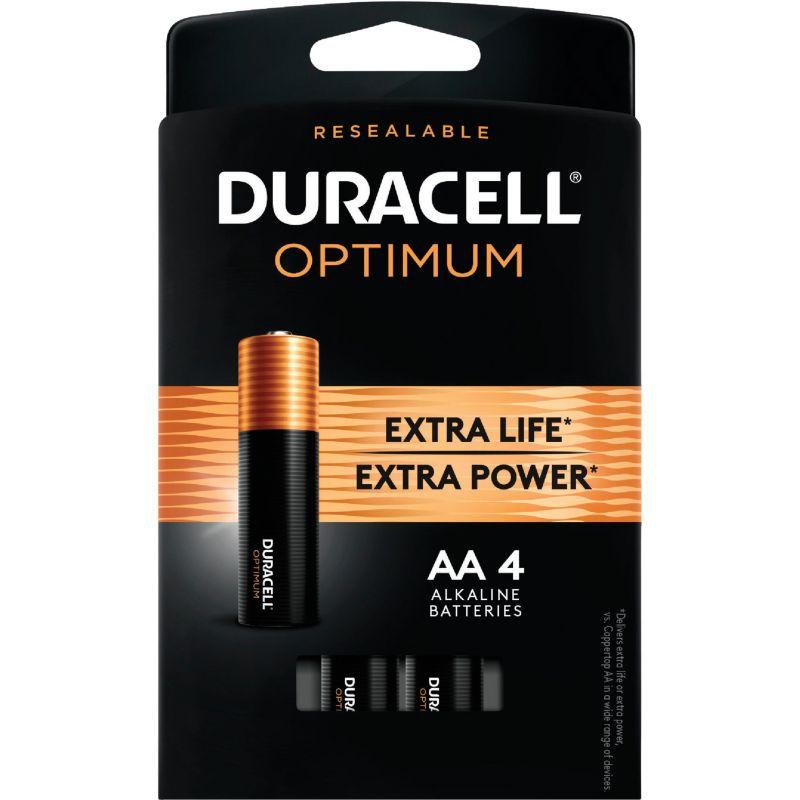 Duracell Optimum AA Alkaline Battery
