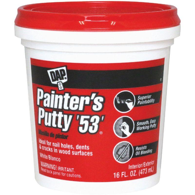 DAP Painter's Putty '53' 16 Oz., White