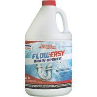 Flow-Easy Professional Liquid Drain Cleaner (Pack of 4)