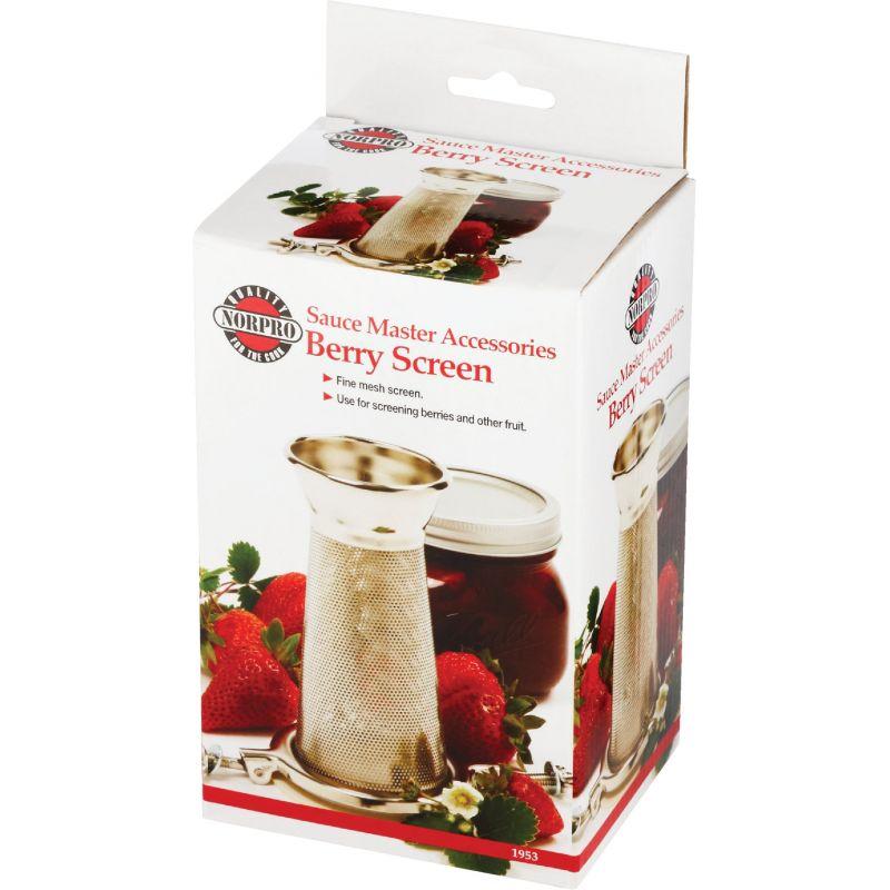 Sauce Master Vegetable & Fruit Strainer - Berry Strainer Screen