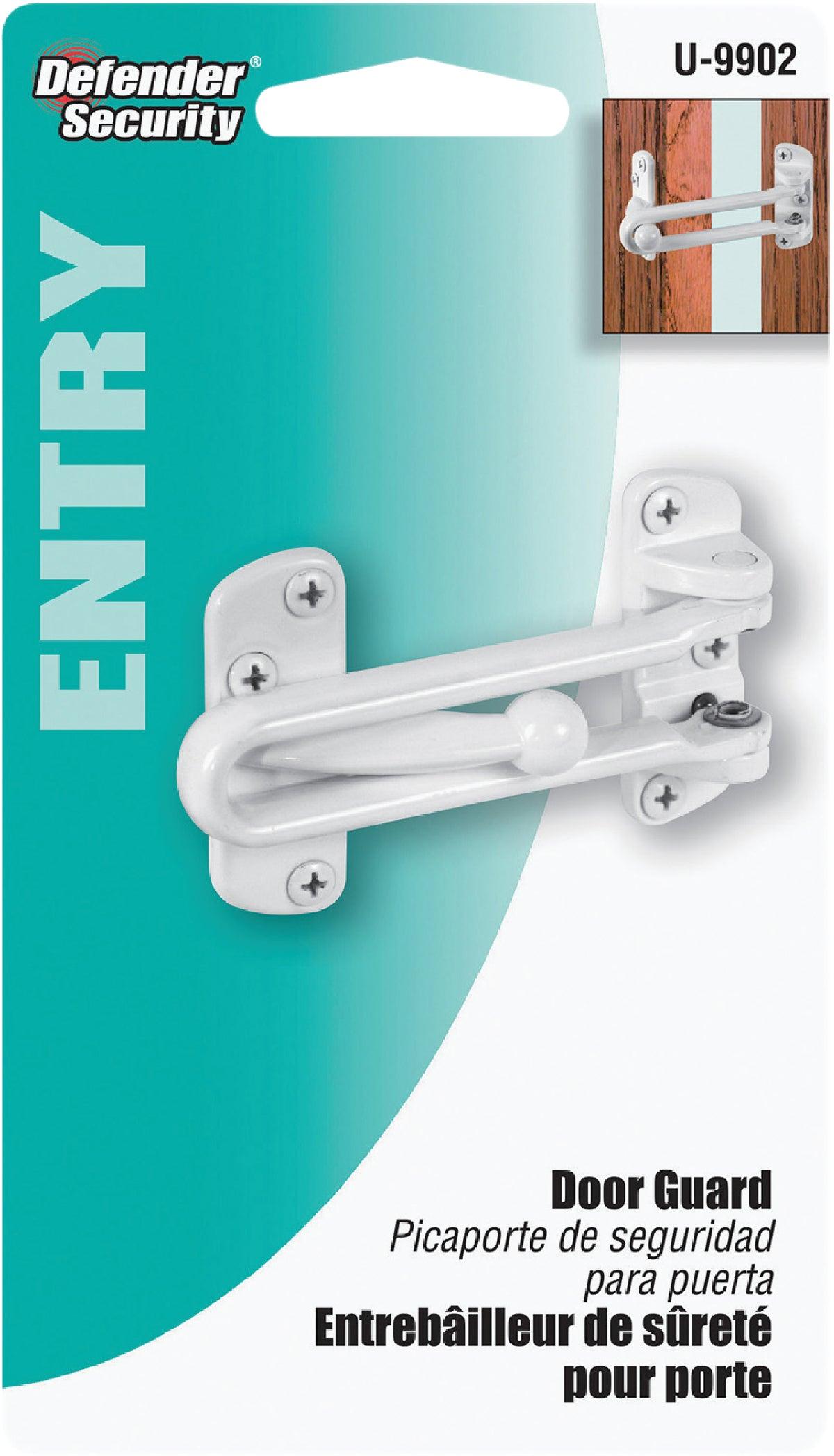 Buy Defender Security Swing Bar Door Guard