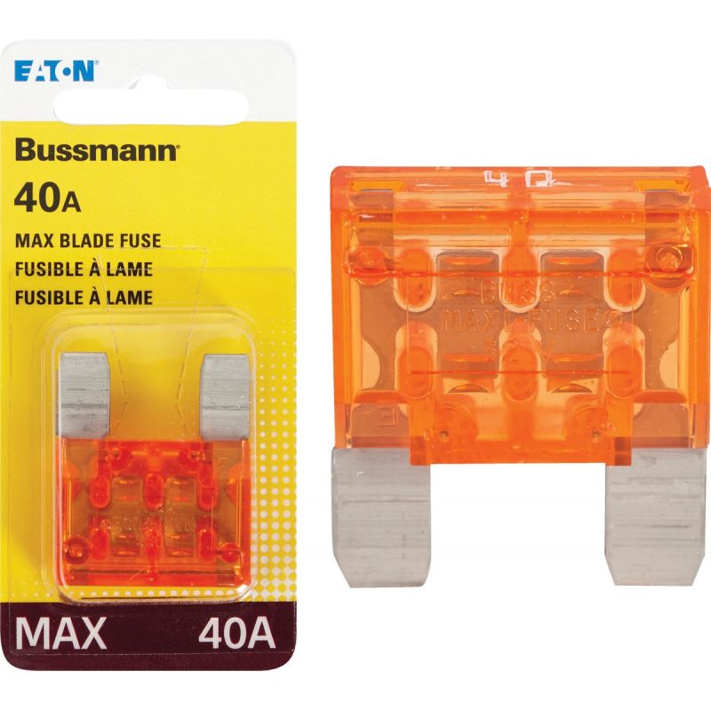 Bussmann Maxi Automotive Fuse Orange, 40A