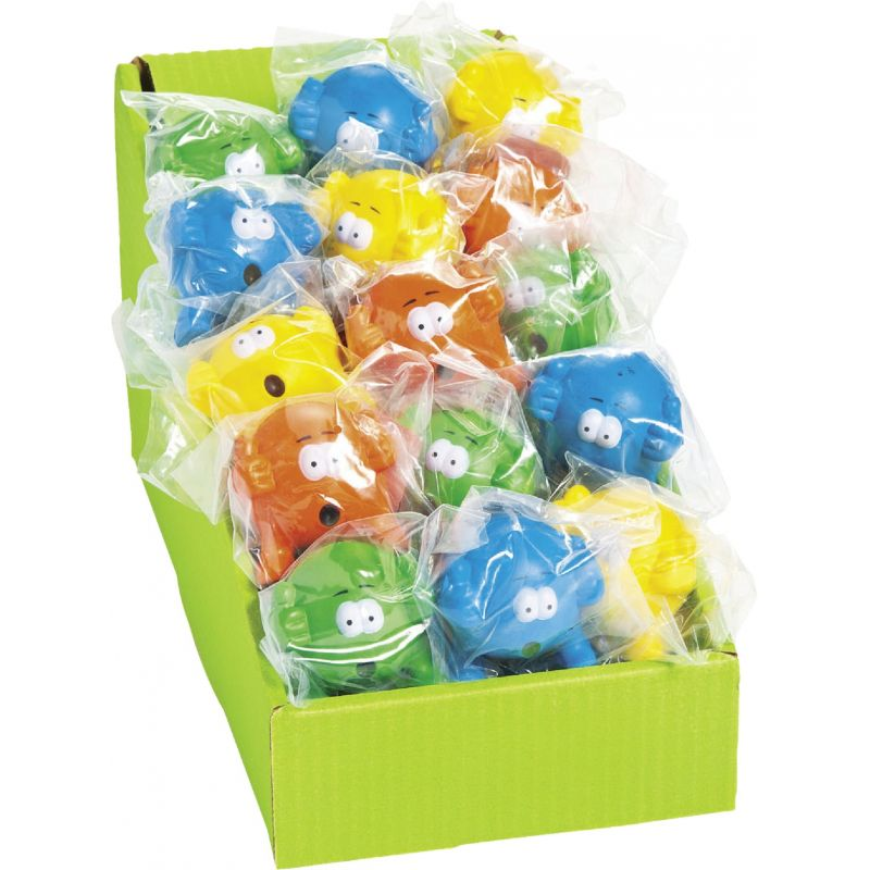 Fun Express Funny Character Stress Ball 2 In. (Pack of 36)