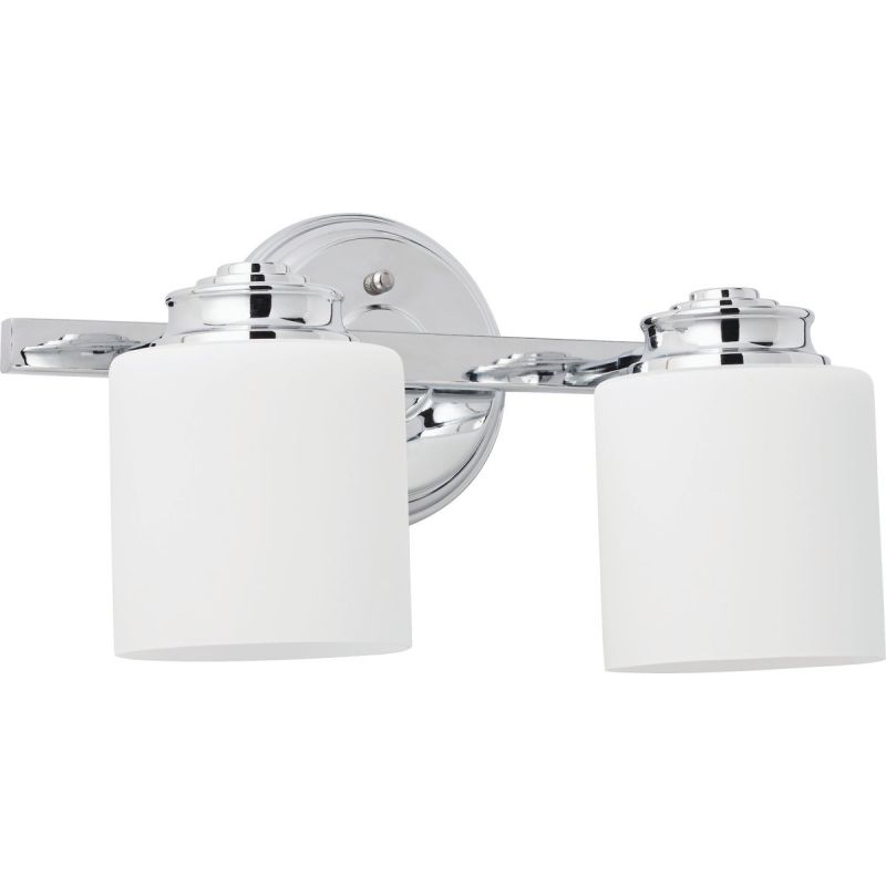 Home Impressions Crawford Bath Light Bar 14 In. W. X 8 In. H. X 7-1/4 In. D.