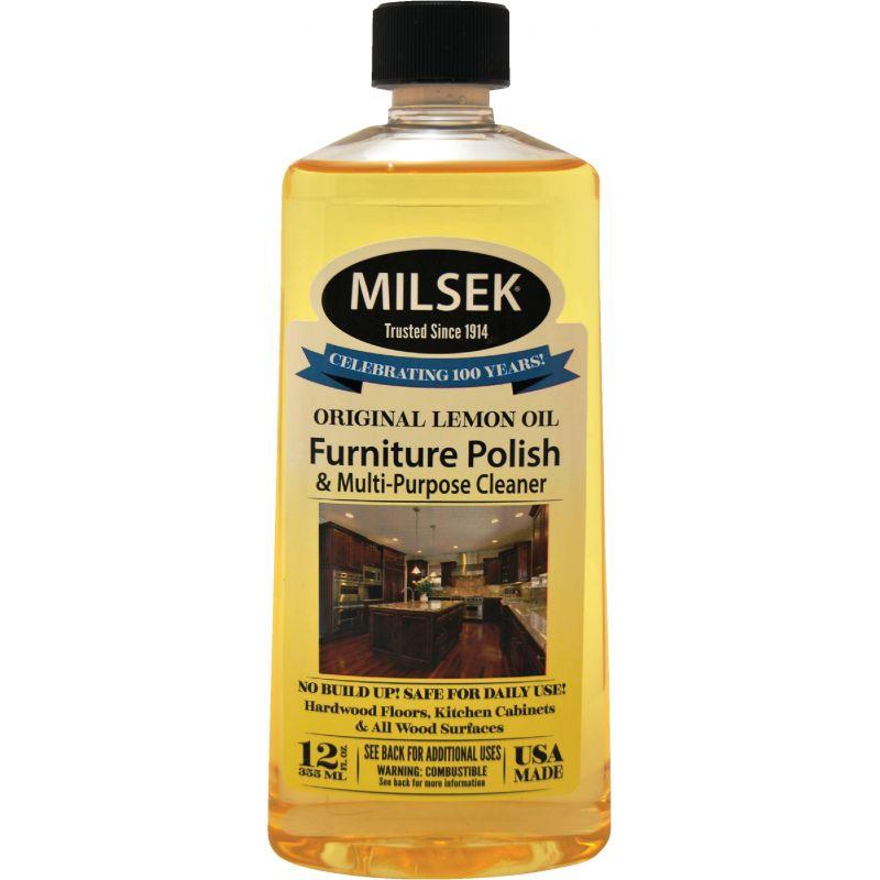 Milsek Furniture Polish Cleaner, Milsek Furniture Polish