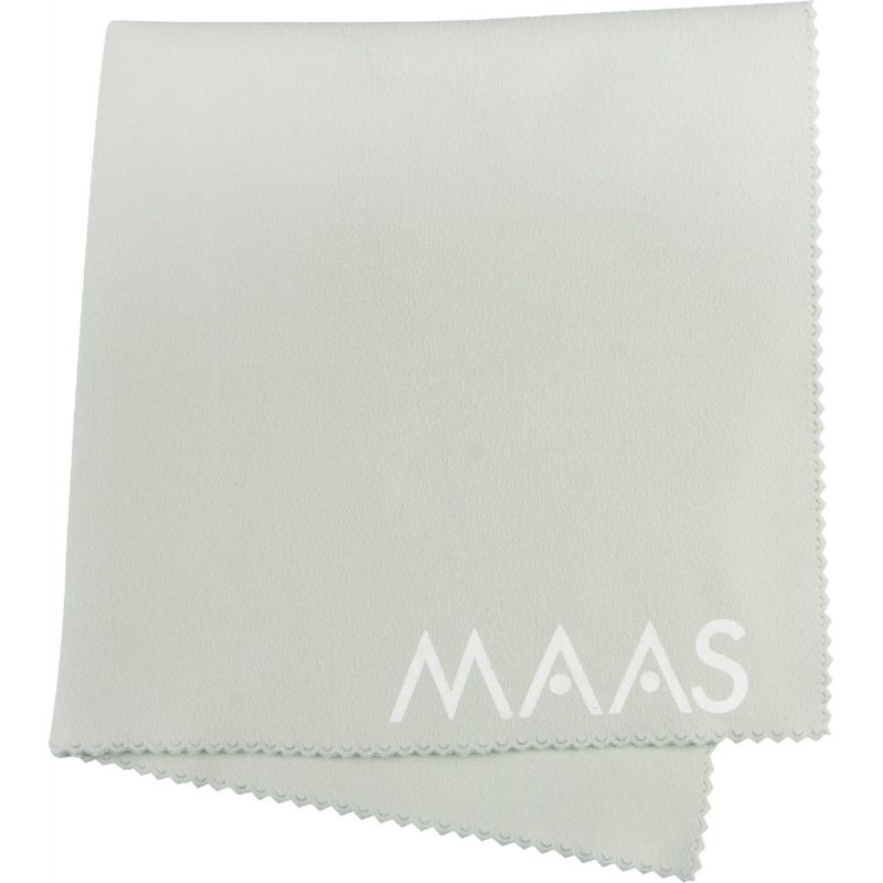 Maas Polishing Cloth Gray
