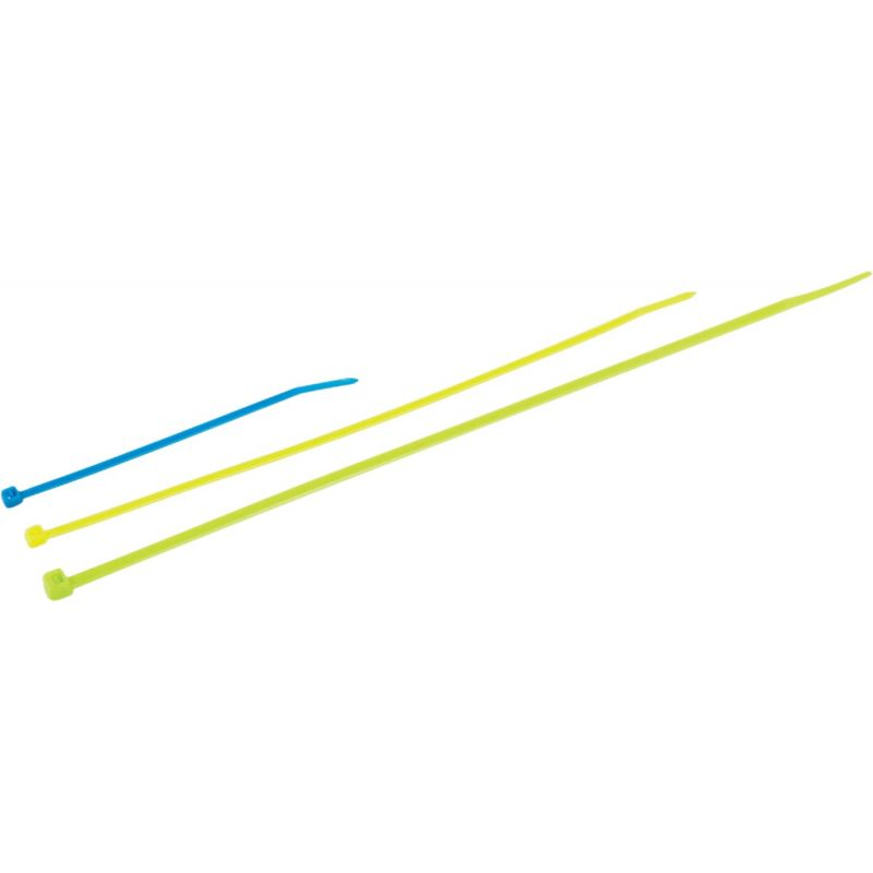 Smart Savers Cable Tie Assortment Assorted (Pack of 12)