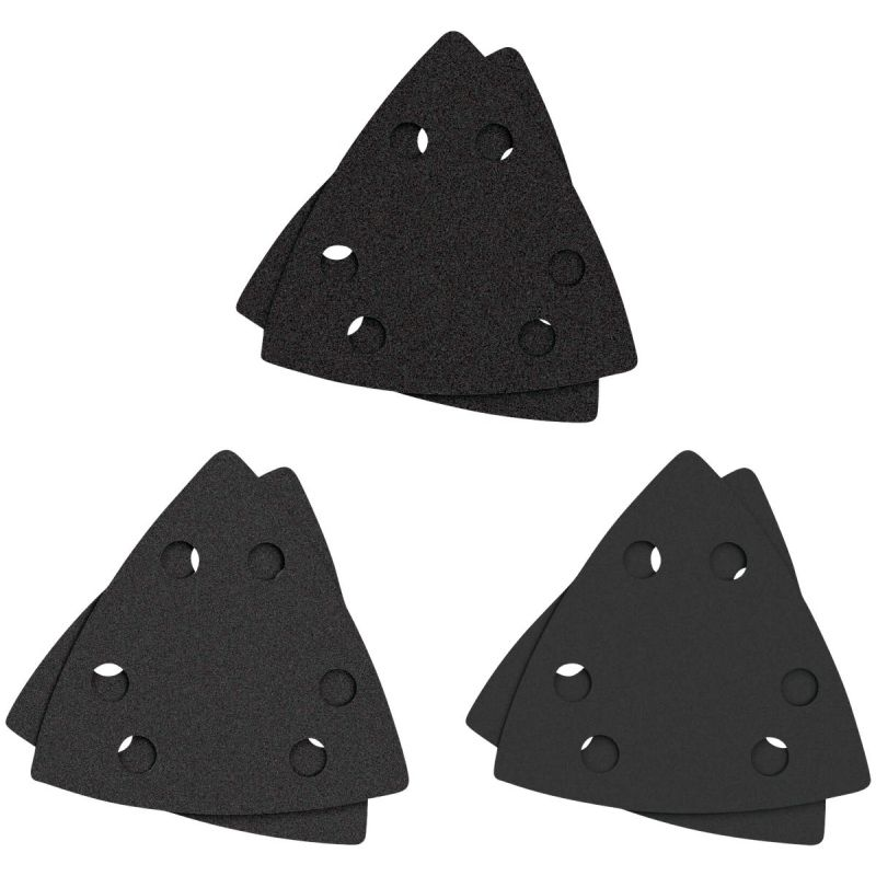 Imperial Blades Triangle Sandpaper Variety Pack