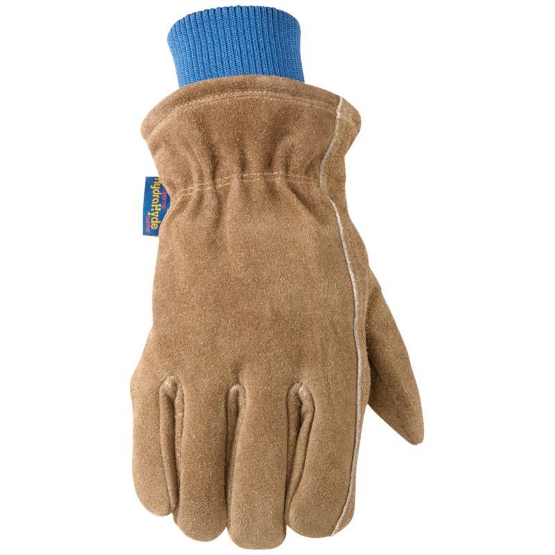 Wells Lamont HydraHyde Men's Insulated Work Gloves XL, Tan