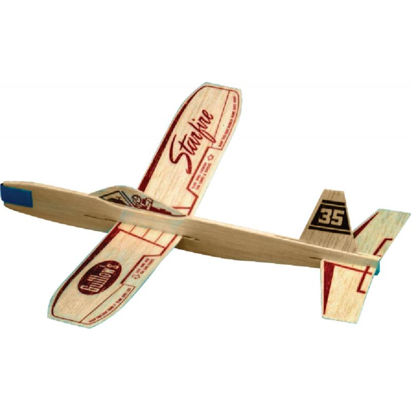 Paul K Guillow Starfire Glider Plane (Pack of 24)