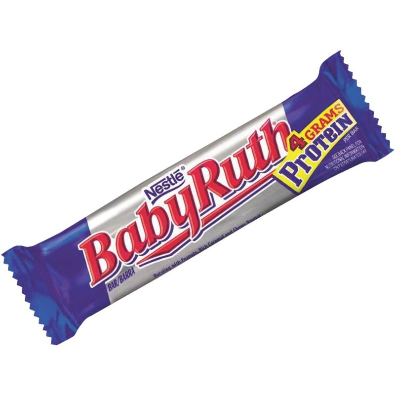 Baby Ruth Candy Bar 2.1 Oz. (Pack of 24)