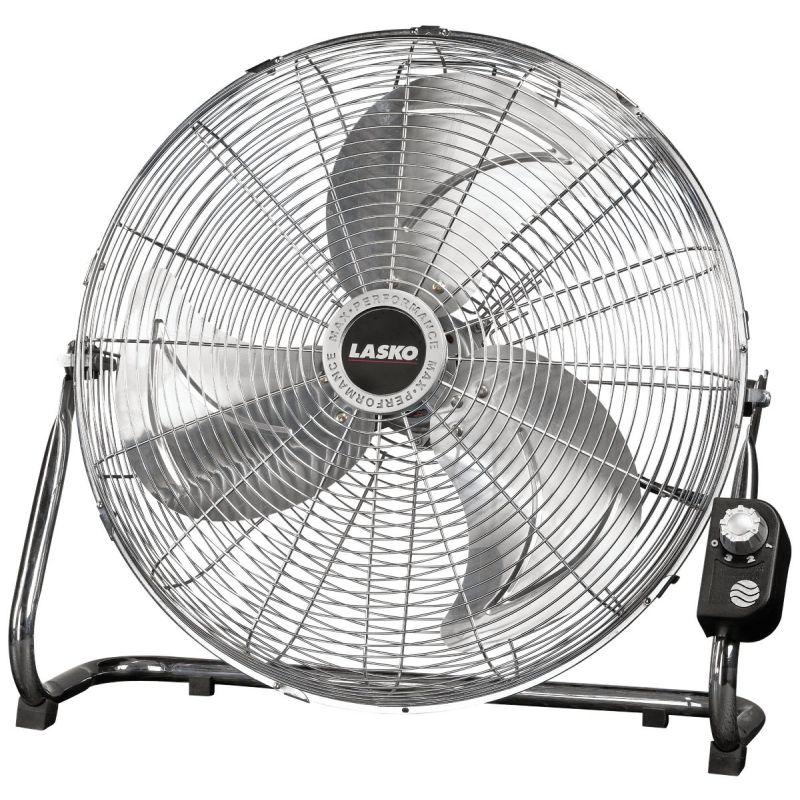 Lasko High Velocity Fan 20 In., 1.2A