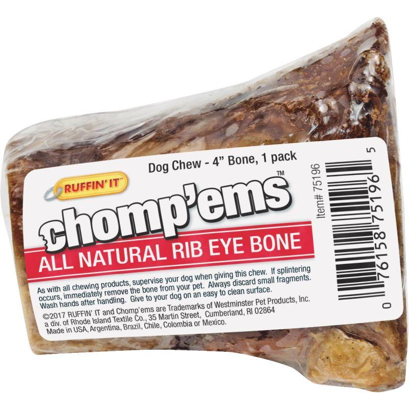 Westminster Pet Chomp'ems Chew Bone 4 In.