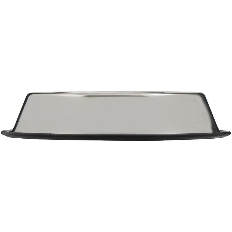 Westminster Pet Ruffin' it Stainless Steel Non-Skid Pet Food Bowl 1.5 Qt., Stainless Steel