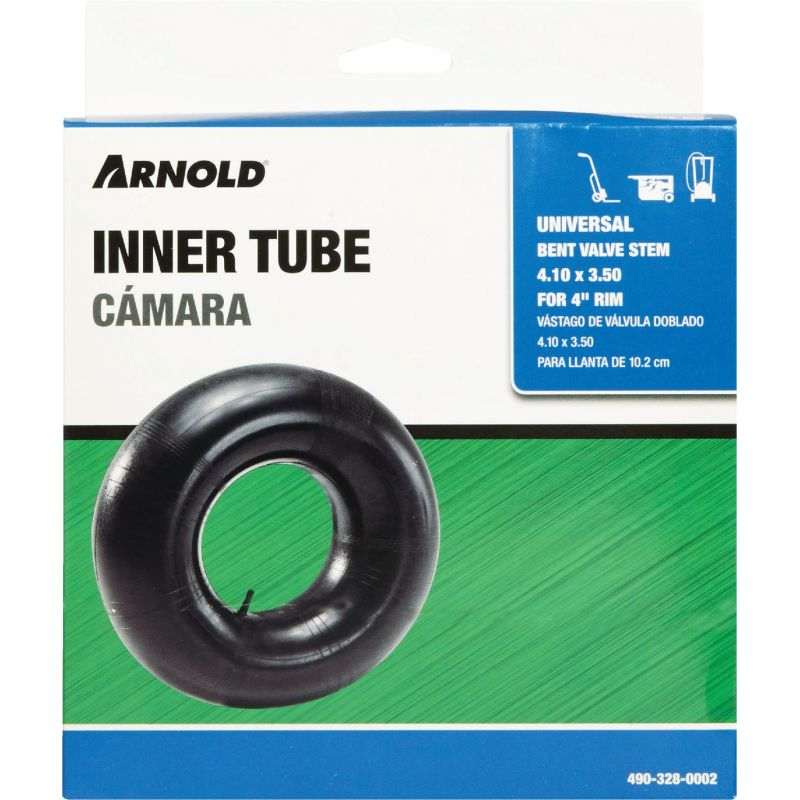 Arnold 410/350 x 4 In. Off-Road Replacement Inner Tube