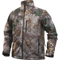 Milwaukee M12 Cordless Realtree AP Camo Heated Jacket Kit