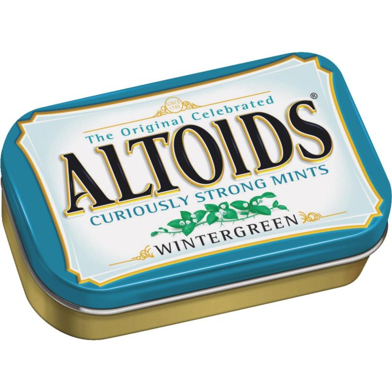 Altoids Mints 1.76 Oz. (Pack of 12)