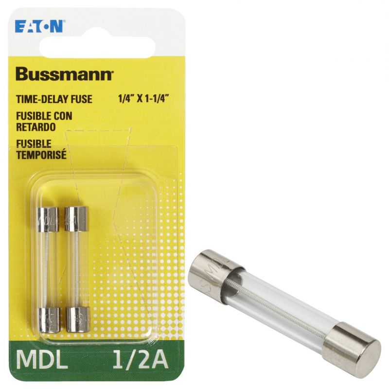 Bussmann MDL Electronic Fuse 1/2A