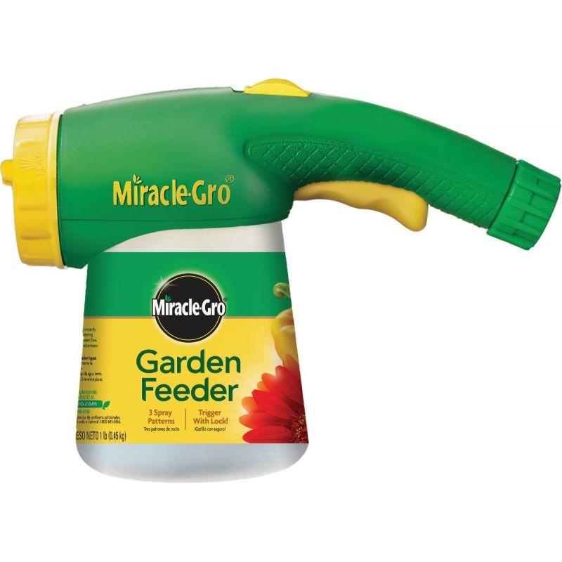 Miracle Gro Feeder Hose End Sprayer 1 Lb.