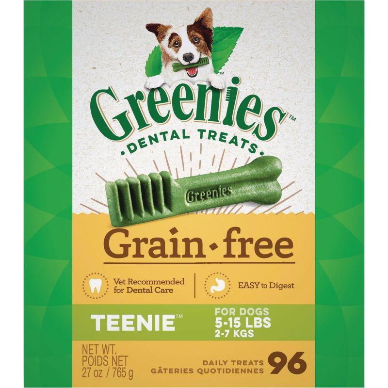 Greenies Grain-Free Dental Dog Treat 27 Oz.