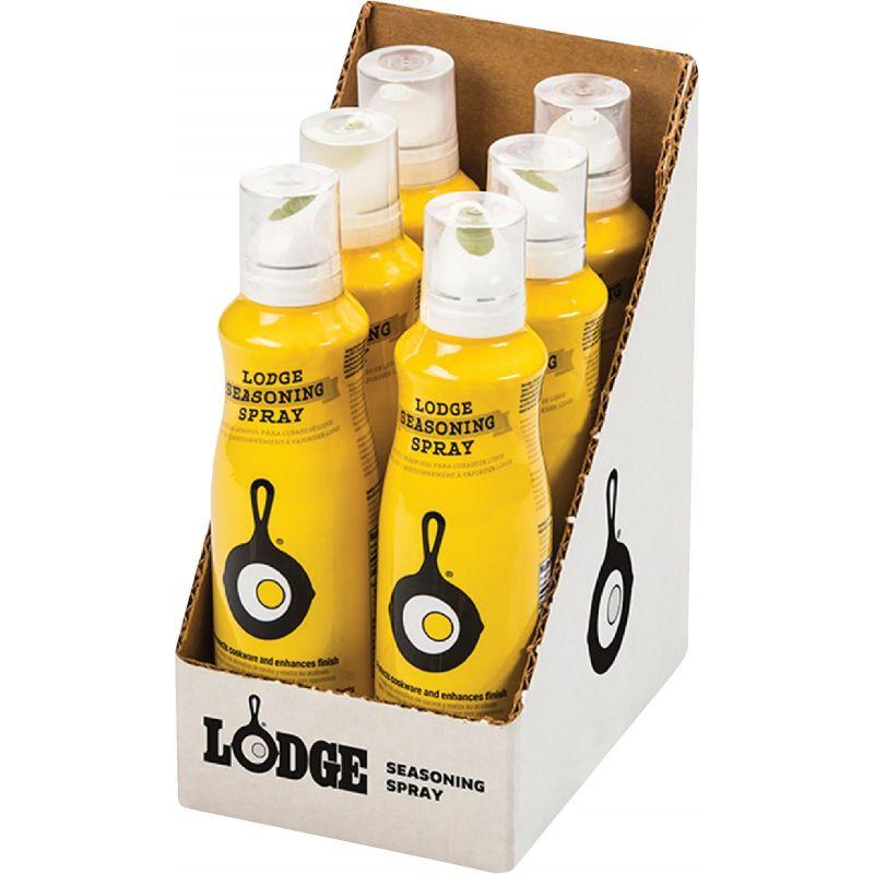 Lodge Cast Iron Seasoning Cooking Spray 8 Oz.